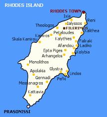 greek islands rhodes
