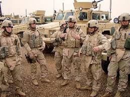 army troops in iraq