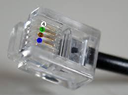 rj11 modular connector