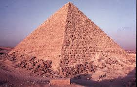 picture of egyptian pyramid
