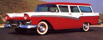 ford 1957