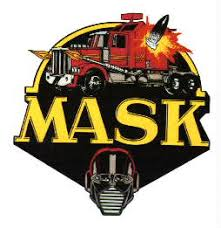 cartoons mask