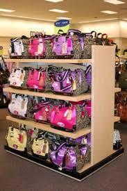 handbag display