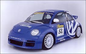 new beetle race
