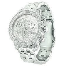 real diamond watch
