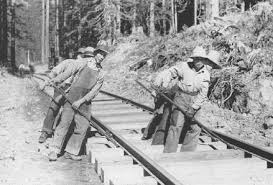 chinese railway workers in canada