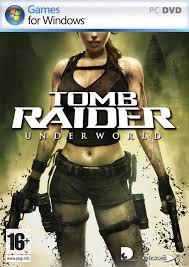 game tomb raider underworld