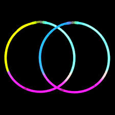 glowstick necklaces
