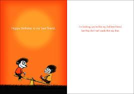 best friend birthday cards