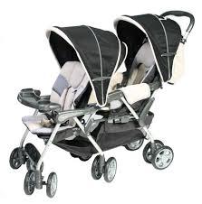 combi counterpart tandem stroller