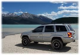 jeep wj lift