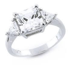 tiffany princess cut ring