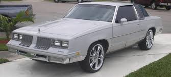 82 cutlass supreme