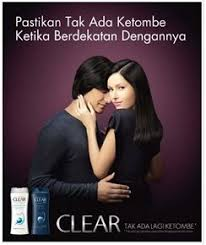 clear shampoo ads