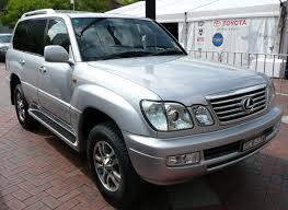 lexus lx 470 2005