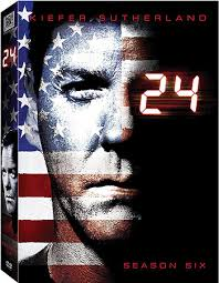 24 season six dvd
