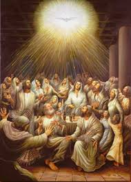 The word Pentecost means the