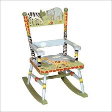 hand painted rocking chairs