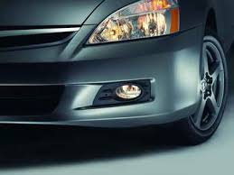 honda accord fog lamps