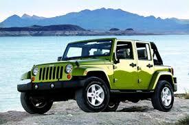 jeep rag tops