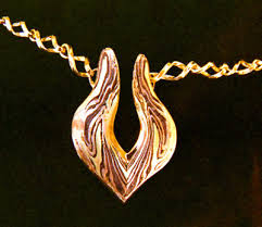 mokume gane jewelry