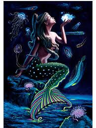 mermaid art pictures