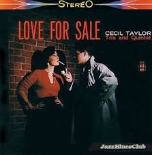 cecil taylor love for sale