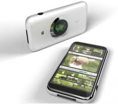apple ipod touch camera