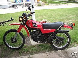 1978 yamaha dt 175