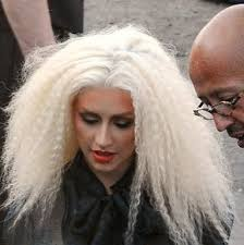 bleach hair