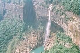 chirapunchi waterfalls