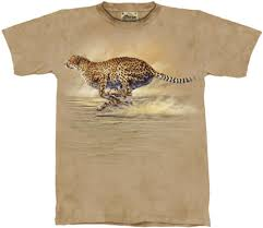 cheetah t shirts