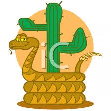 cartoon rattlesnakes