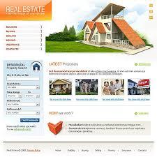 realestate website template