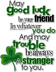 irish good luck