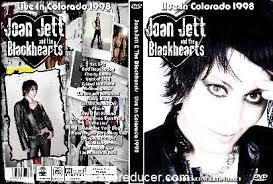 joan jett dvd