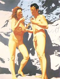 adam and eve temptation