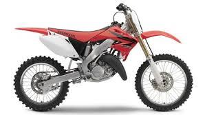 honda 125 motocross