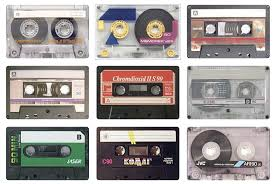 cassette tapes music