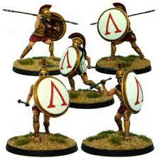 spartan figures