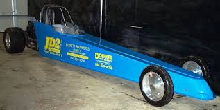 jr dragster frame