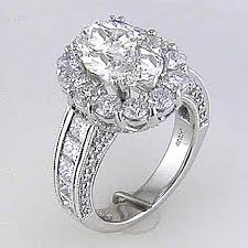 old fashioned diamond rings