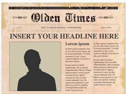 news article templates