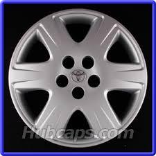 toyota corolla hubcaps