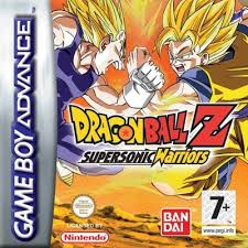 game boy advance dragon ball z