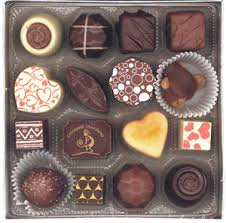 pictures of boxes of chocolates
