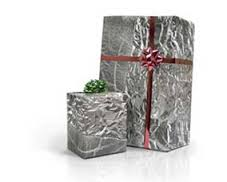 foil wrapping
