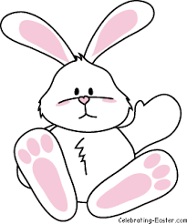 picture of a easter bunny