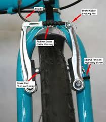 brakes bicycles