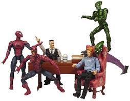 spider man movie action figures
